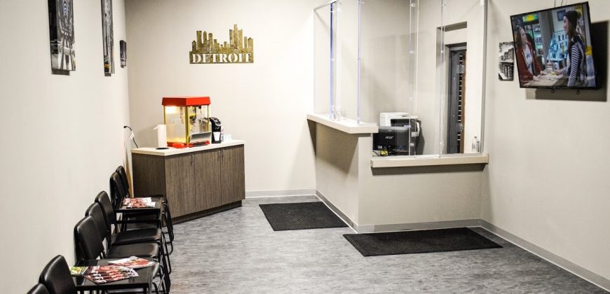 "Detroit Operating Dispensary ""Provisioning Center"""